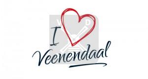 Mok 6oz I Love Veenendaal