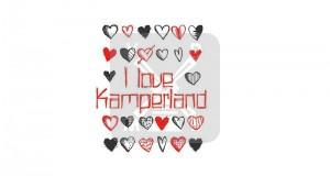 Mok 6oz I Love Kamperland