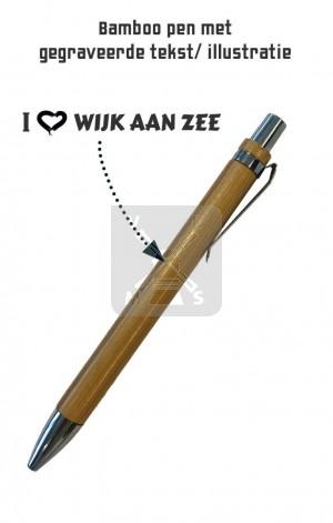 Pen Bamboo Wijk aan Zee