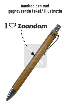 Pen Bamboo Zaandam