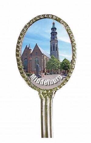 Lepeltje ovaal Middelburg