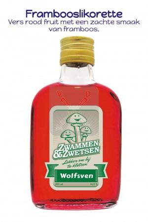 Mierlo Wolfsven Zwammen&Zwetse