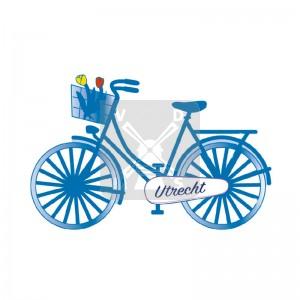 Magneet fiets Utrecht