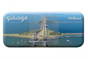 Magneet panorama doming Afsluitdijk